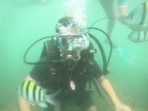 Goa - Scuba Diving | Last Day