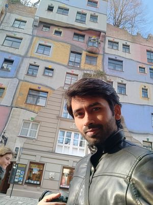 Beautiful Houses in Vienna #selfiewithaview #tripotocommunity