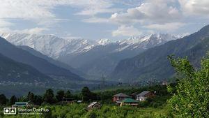 Manali - A Himalayan Solitude