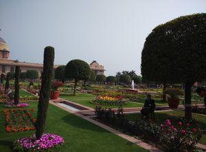 Mughal Garden 1/6 by Tripoto