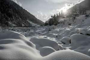   KASHMIR  The curtain behind conflict :  beauty,hospitality and  surreal landscapes.