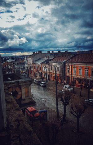 Chernivtsi, city in western Ukraine