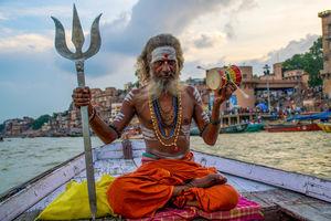 Model Babas Of Varanasi