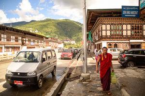 Mountains,Roads and The Kingdom of Bhutan