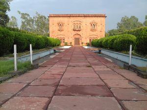 Museum of punjabi tradition at punjab Agricultural University, Ludhiana.
