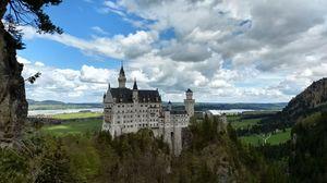Neuschwanstein Castle, Germany. #BestTravelPictures #TripotoCommunity