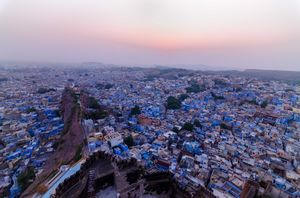 A solo trip to Jodhpur and Jaisalmer.#Rajasthaninphotos
