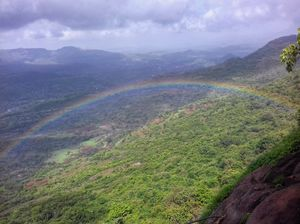 Kalsubai peak #BestTravelPictures