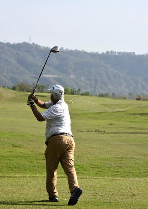 Jammu Golf course