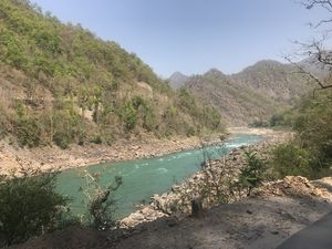 The Ganges :Rishikesh ! River rafting #BestTravelPictures @tripotocommunity