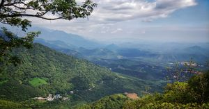 Mountain Ranges of Western ghats!