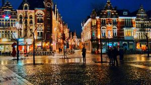 Europe is magical and every European memory is incomplete with the beautiful city centres.