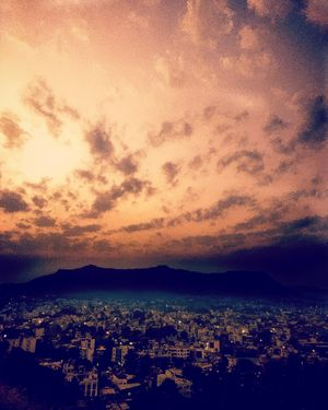 Satara- Scenic City.
