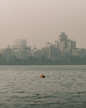 Solitude, probably hard to find in Mumbai #BestTravelPictures