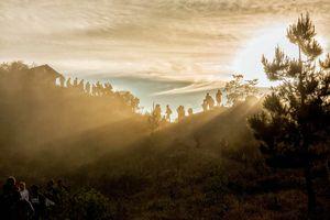 Sunkissed Trekkers #BestTravelPictures @triptocommunity