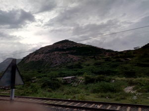 Palakkad train travel
