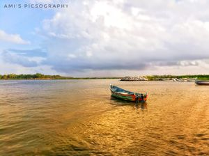 A pic from Kollam Harbour