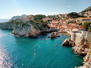3 days in the Dalmatian coast of Croatia!!!