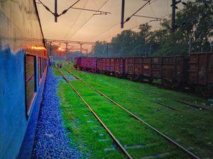 Indian Railways - best way to travel India.