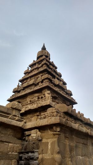 Group of monuments : MAHABALIPURAM