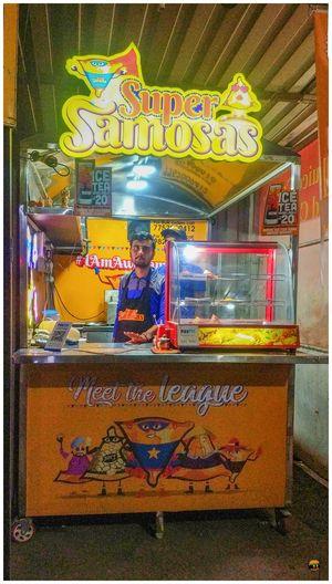 Super Samosas - Who cares what SAMOSAY