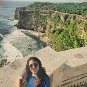 SELFIE WITH A VIEW ! #SelfieWithAView #TripotoCommunity #Selfiestick #Contest #VivoS1