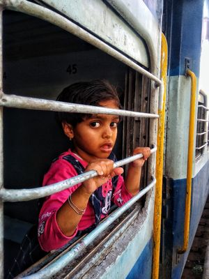 The Window Girl  #travel #india