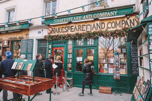 Shakespeare and Company Bookstore 1/undefined by Tripoto