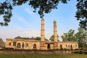 Shaher ki masjid