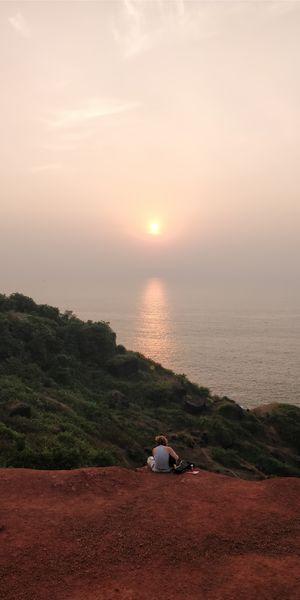 Sunset lover #BestTravelPictures #triptocommunity
