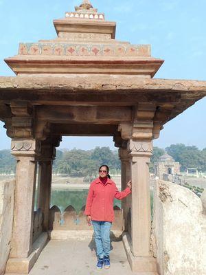 Incredible Bihar -Tomb of Sher shah suri