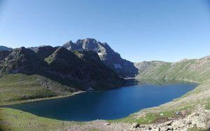 The mystical lake of Tarsar