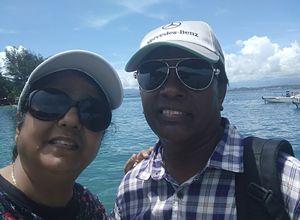 Enjoying holiday  #SelfieWithAView #TripotoCommunity