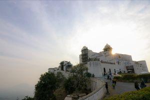 Monsoon Palace Udaipur