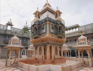 The Ek khambiya Mahal