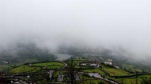 Monsoon At Saputara