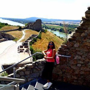 #Castle #Sunny #Green #Eurotrip