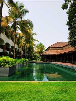 Perfect blend of luxury and rustic charm at this South Goa resort