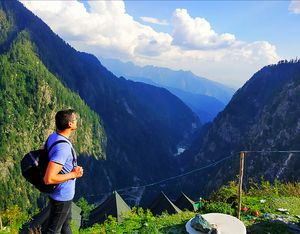 The mountains came calling and the pahadi in me had to go - A beachbum's journey to Parvati valley