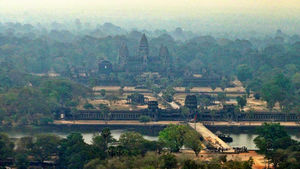 Angkor, Temple Run and a whole lotta fun!