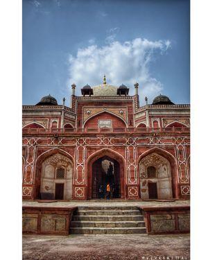 Mughal beauty
