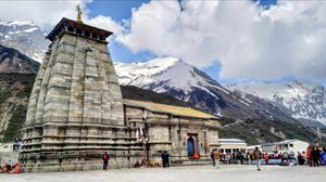 Solo trip to Shri Kedarnath Ji