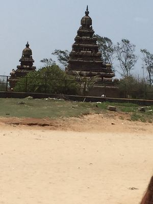 The dream world of Tamil arts and exhibits!! Mahabalipuram.