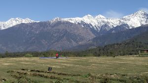 Solo Wandering in Bir, Palampur & Parvati Valley
