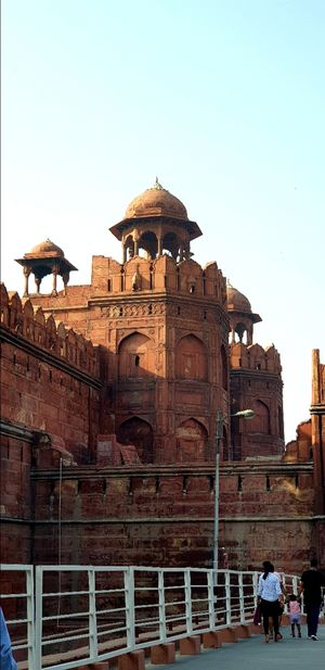 Dilli ka Lal Qila (Delhi's Red Fort)