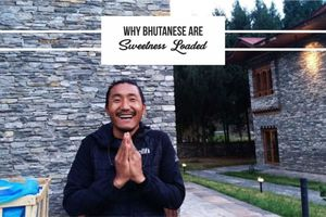 Why Bhutanese Are Sweetness Loaded