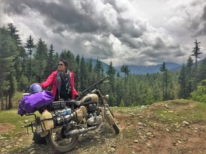 21 Stunning Pictures of the Bike Journey to North-West Kashmir #adventureactivity #ontheroad