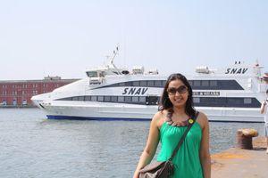 A day trip to Capri (or 'KAH-pree')