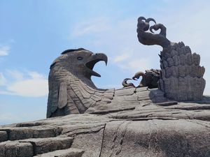 ARTISTIC JOURNEY TO JATAYU EARTH'S CENTER