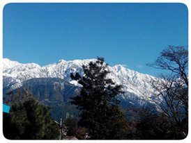 The Dhauladhar Ranges 1/undefined by Tripoto
